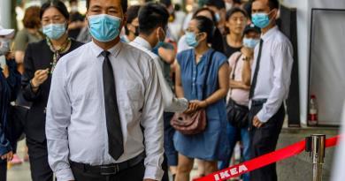 China suma 21 nuevos contagios de COVID-19