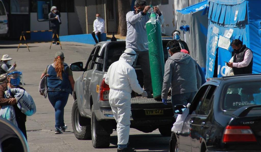 México investiga posible monopolio al encarecerse el precio del oxígeno