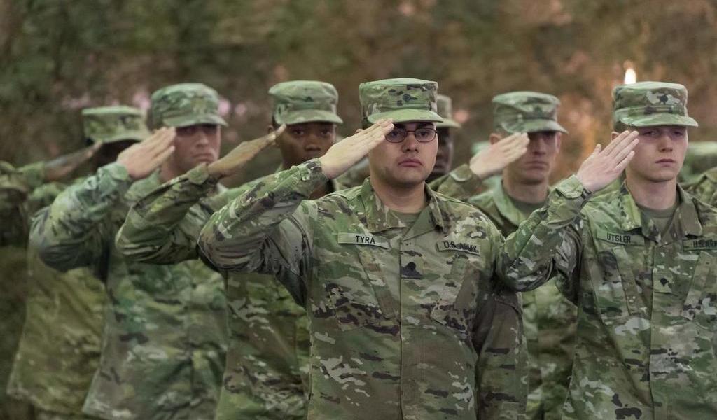 Retirará EUA 11,900 tropas de Alemania; dejará 5,600 en Europa