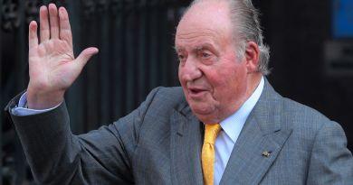 Sopesa España el futuro de Juan Carlos I