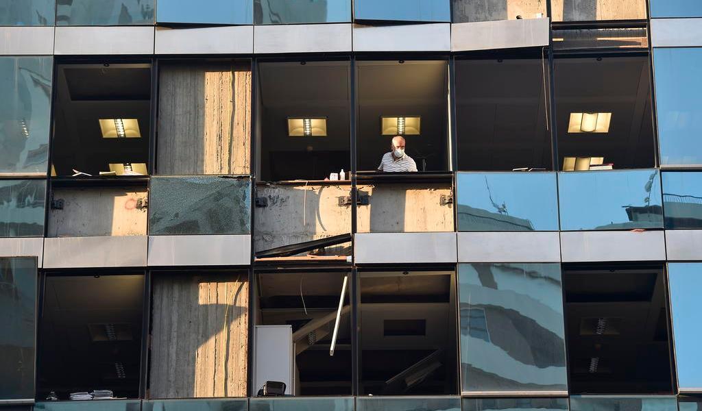 Alemania enviará a Beirut 47 expertos en búsqueda y rescate