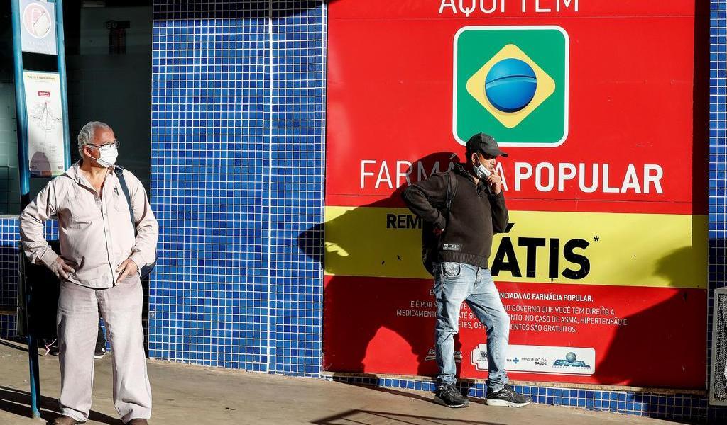 Brasil supera a los 3 millones de contagios por COVID-19