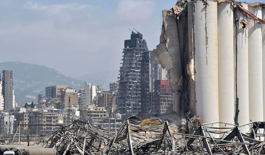 Exige Trump investigación transparente sobre explosión en Beirut