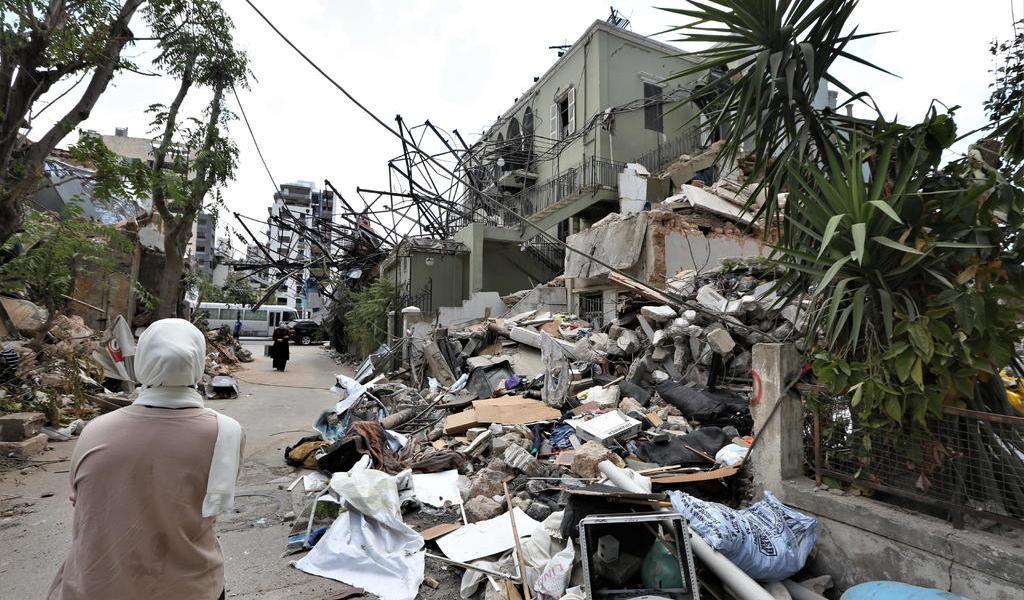 Anuncia Bolsonaro envío de ayuda para Líbano