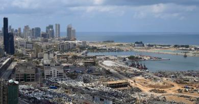 Líbano eleva a 160 los muertos tras explosión en Beirut