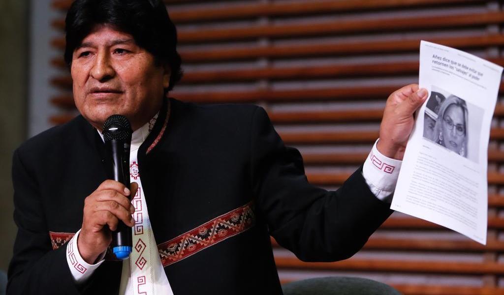 Denuncian a Evo Morales por genocidio en Bolivia