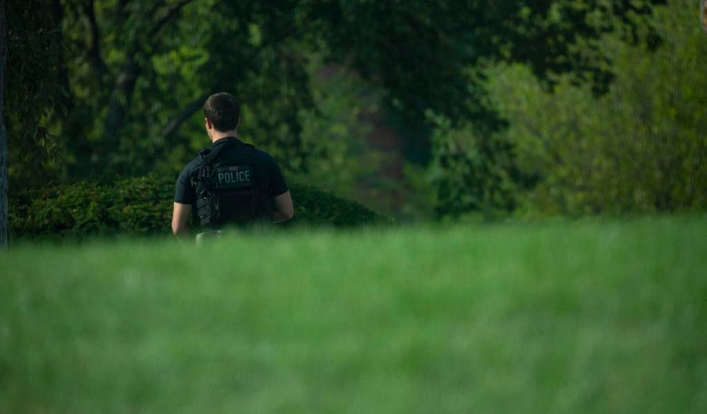 Presunto provocador de tiroteo cerca de la Casa Blanca realizó amenazas