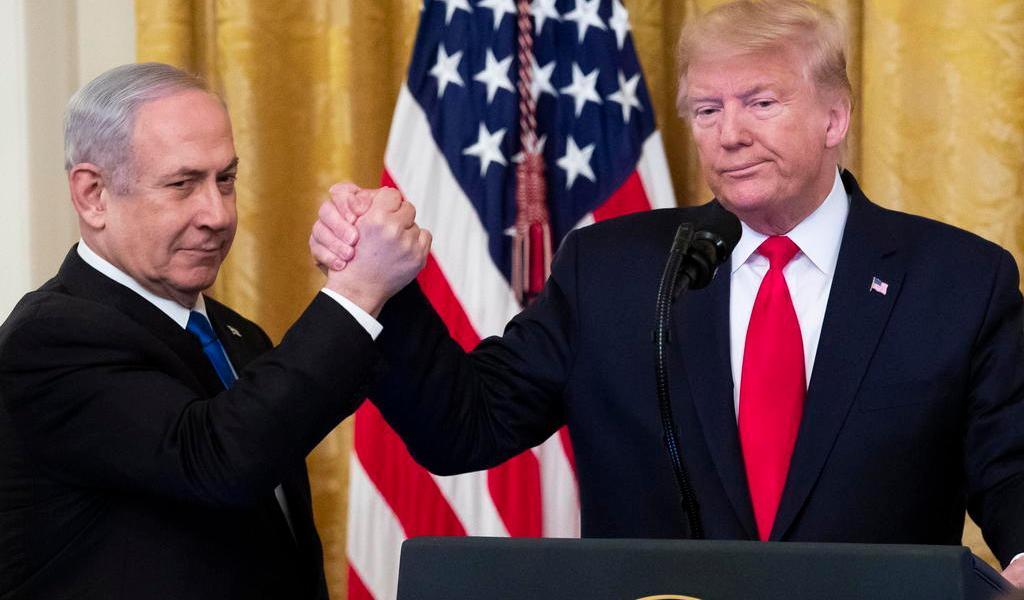 Trump anuncia que Israel y EAU han acordado establecer lazos diplomáticos
