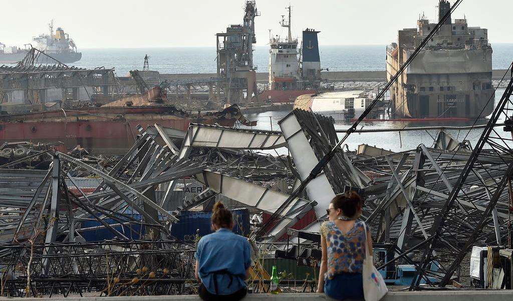 Participará FBI en la investigación de la explosión de Beirut