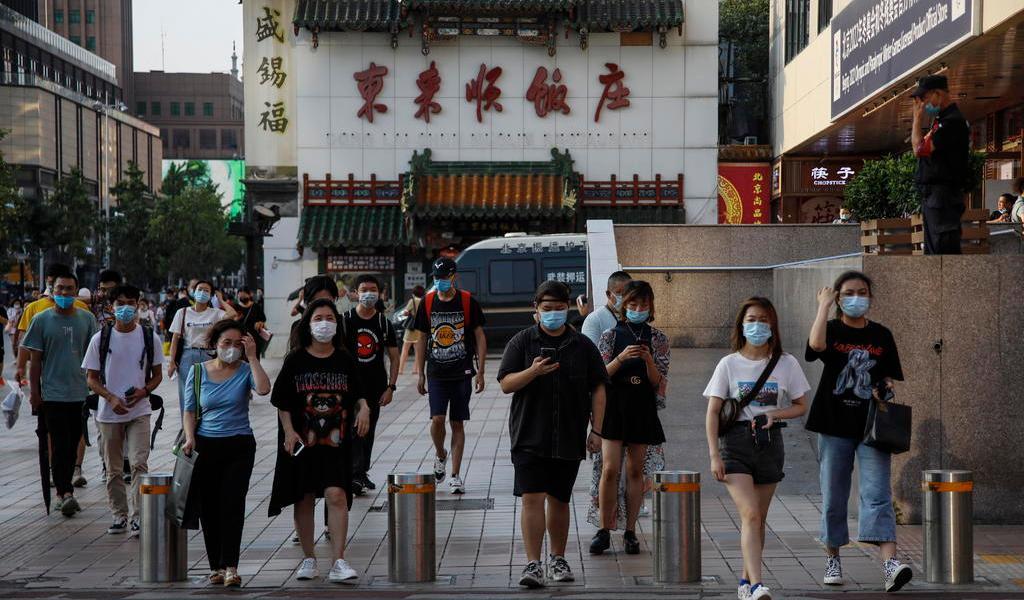 Detectan 22 nuevos casos de COVID-19 en China