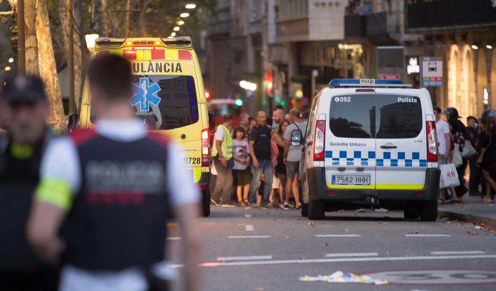 A tres años, sigue sin concluir investigación por atentados en Barcelona