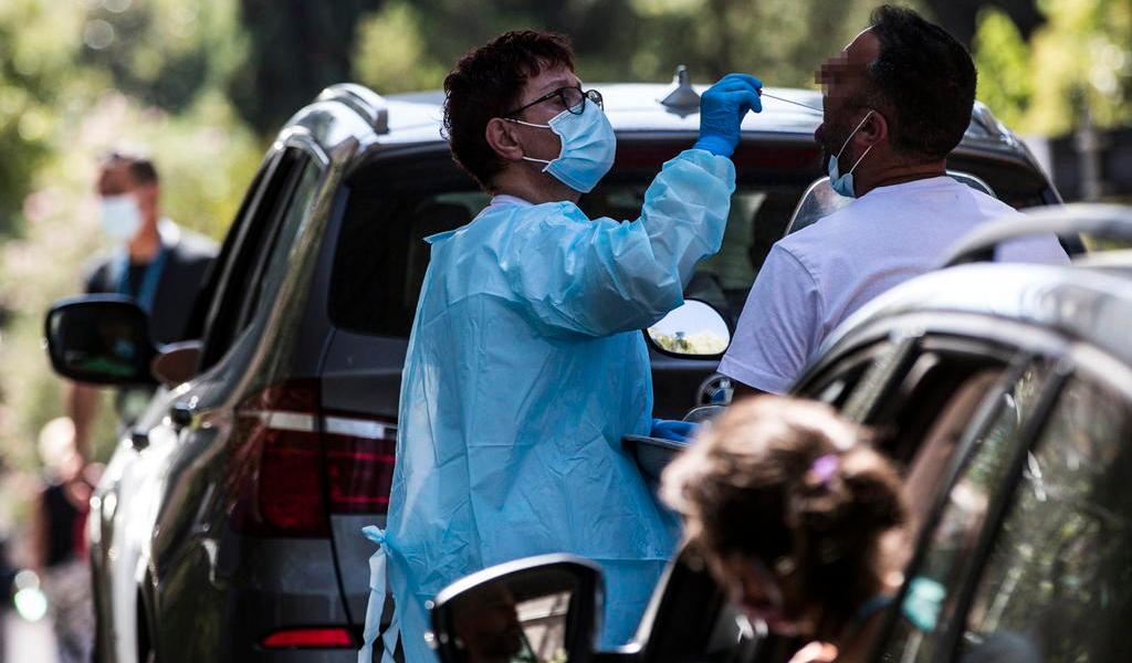 Registra Italia 479 nuevos casos de COVID-19; plantea cerrar las discotecas