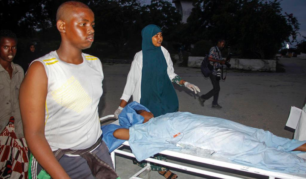 Escala a 15 la cifra de víctimas mortales de atentado en Somalia