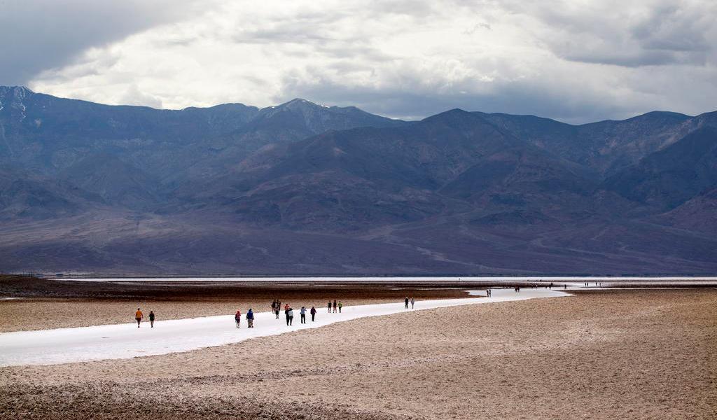 Registra California calor récord de 54.4 grados