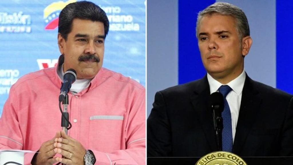 Duque denuncia que Nicolás Maduro comprará misiles por medio de Irán