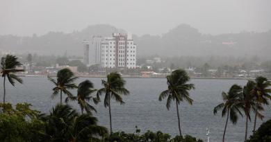 EUA suspende tránsito marítimo comercial en Puerto Rico por depresión tropical