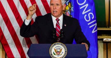 Confirman a Pence como candidato republicano a la Vicepresidencia de EUA
