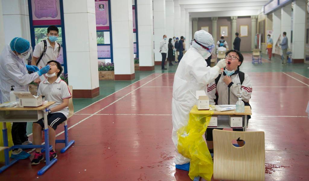 Wuhan reabrirá sus colegios y guarderías el 1 de septiembre