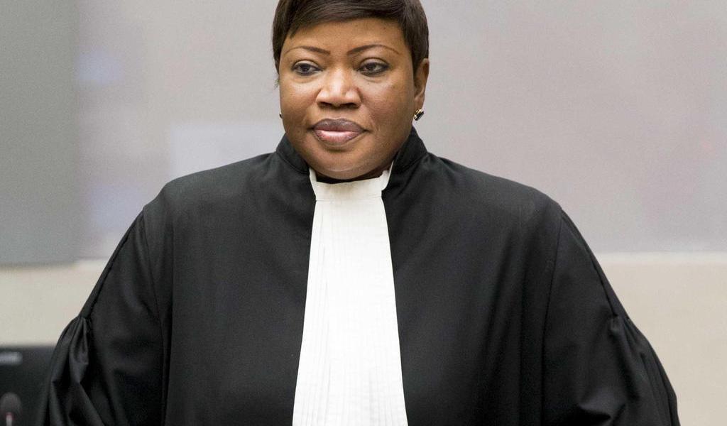 Sanciona EUA a la fiscal general de la Corte Penal Internacional