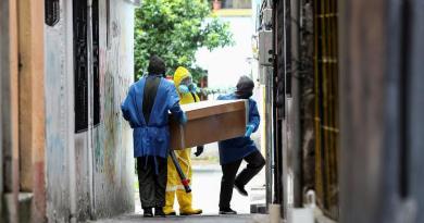 Llega Ecuador a los 115,457 casos de COVID-19