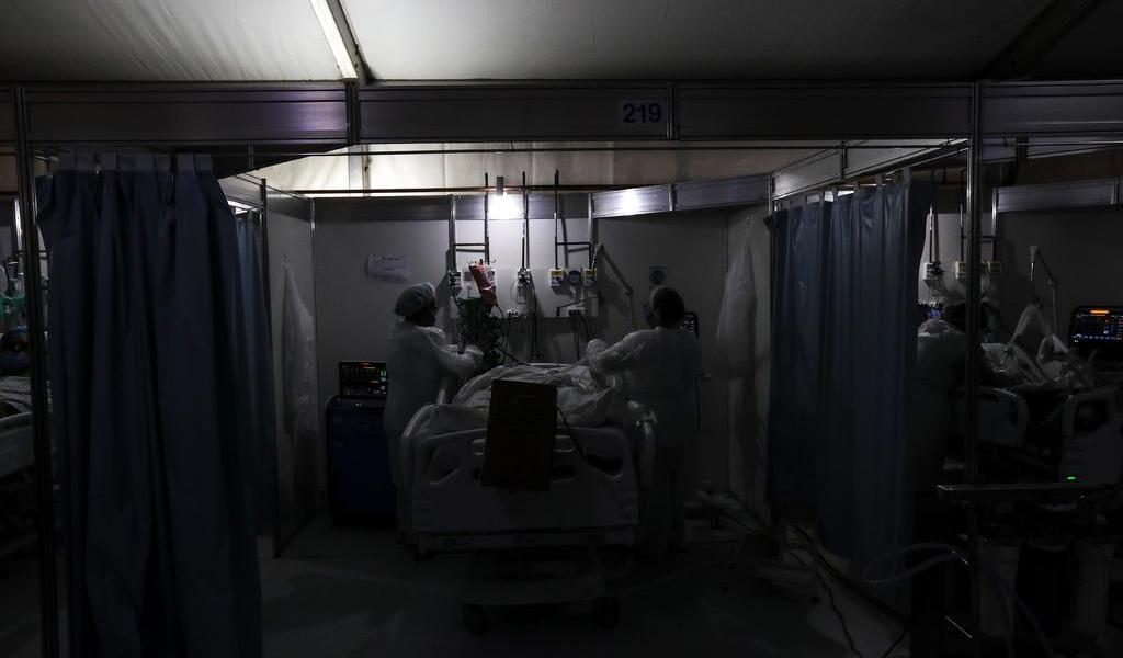 Río de Janeiro, con alta tasa de mortalidad por COVID-19