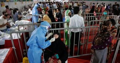 India es el segundo país con más casos