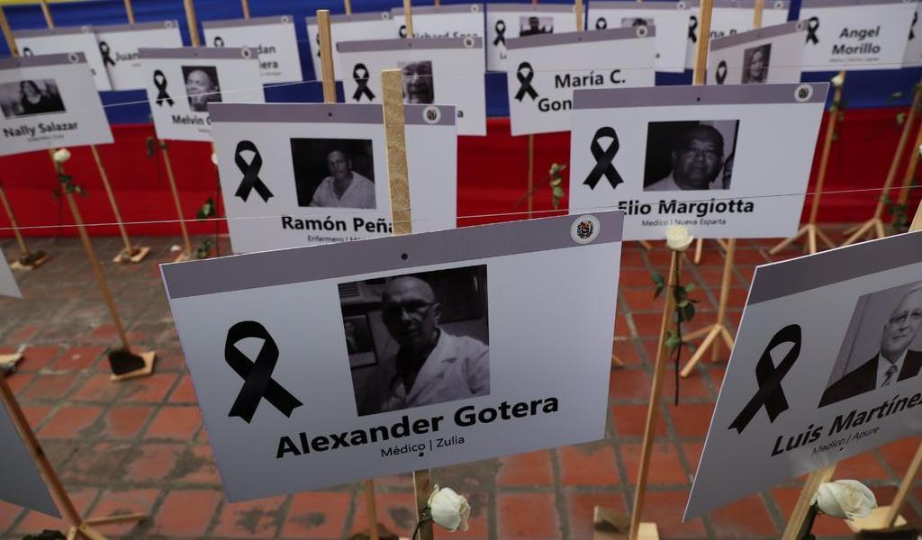 Afirman que Venezuela lidera mortalidad de médicos por COVID-19 en América