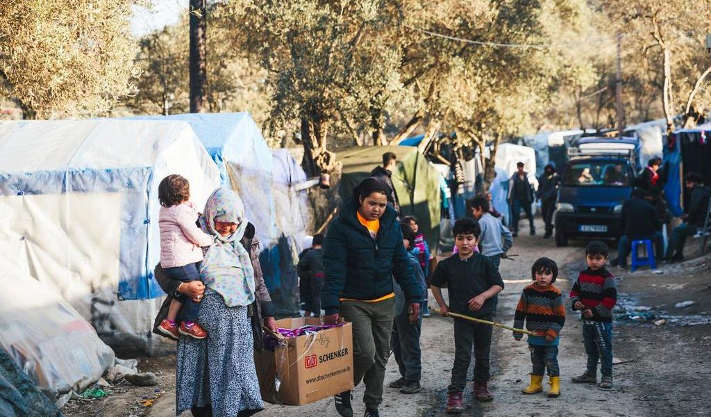 Recibirá Alemania 1,553 refugiados procedentes de Grecia