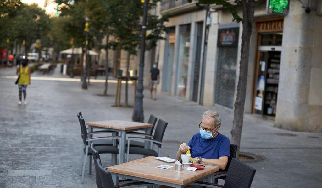 Registra España 14,389 nuevos contagios de COVID-19