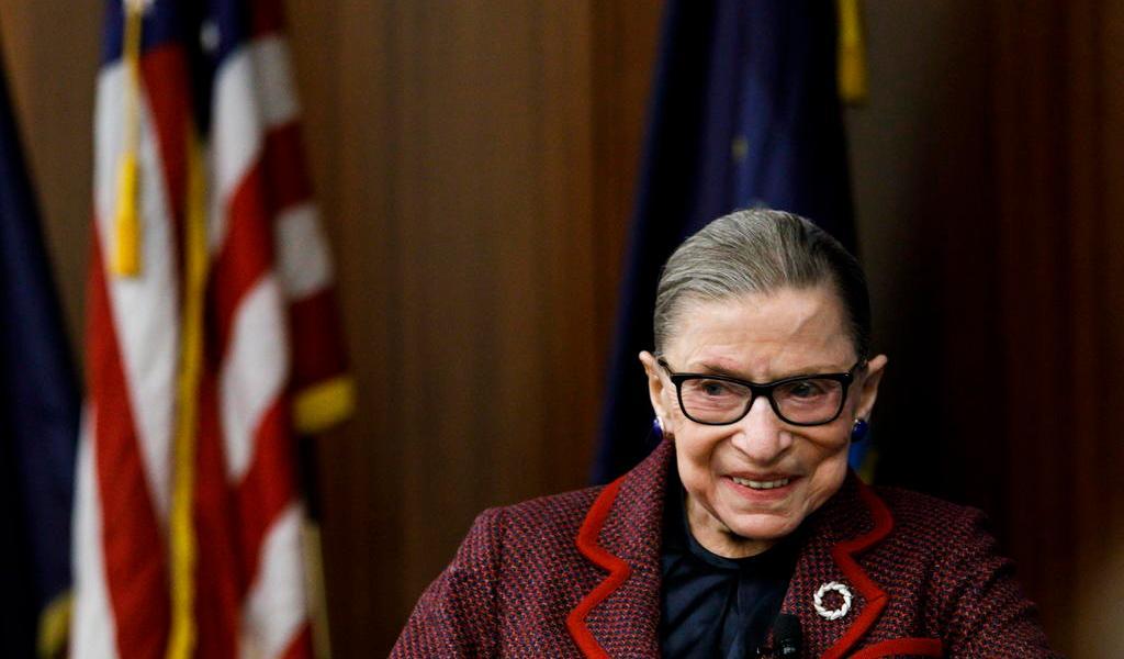 Muere la jueza Ruth Bader Ginsburg del Tribunal Supremo de EUA