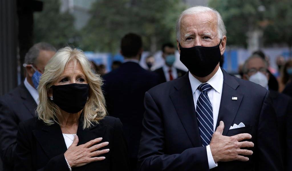 Próximo presidente debe elegir a sustituto de Ruth Bader Ginsburg: Biden