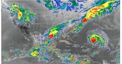 18 de septiembre del 2020, día histórico para huracanes