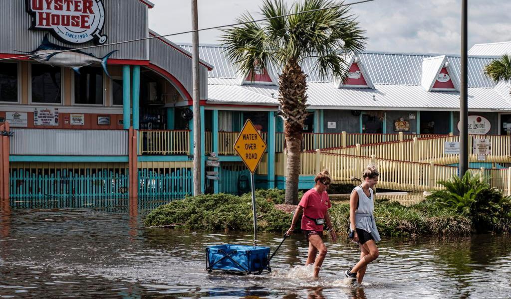 Desastres naturales afectan últimas semanas del censo en EUA
