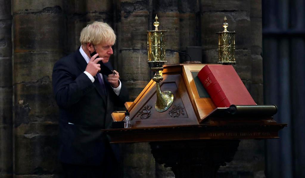 Conmemoran el octagésimo aniversario de la Batalla de Inglaterra