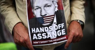 Piden a Reino Unido liberación de Assange