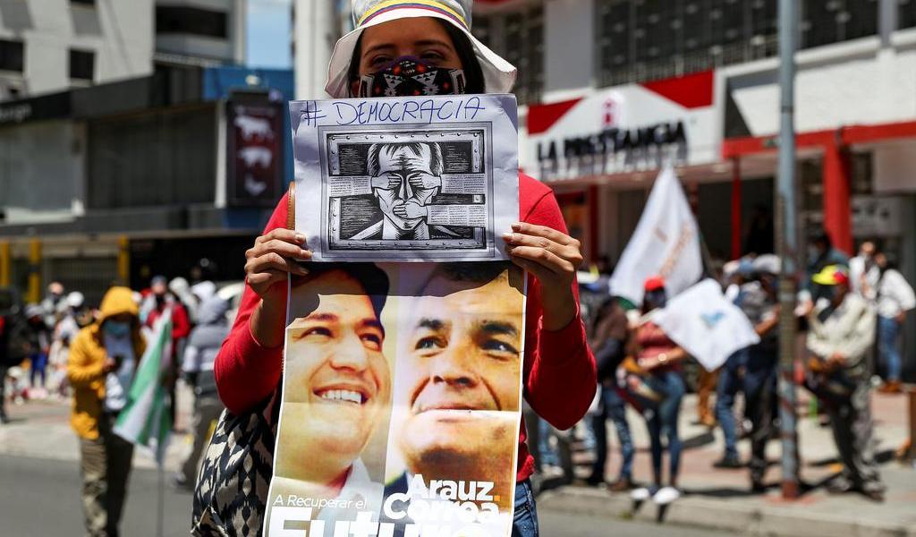 Desmiente UE envío de 'misión exploratoria' a Ecuador para proceso electoral