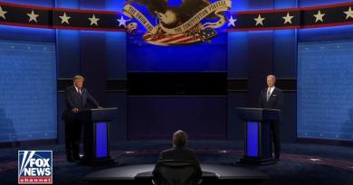 Inicia primer debate entre Joe Biden y Donald Trump, candidatos a Presidencia de EUA