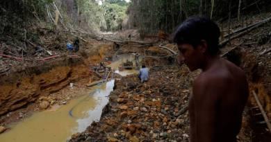 Rechazan indígenas actividades mineras en Ecuador