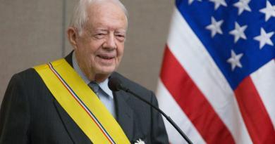 Jimmy Carter cumple 96 años; es el expresidente de EUA más longevo