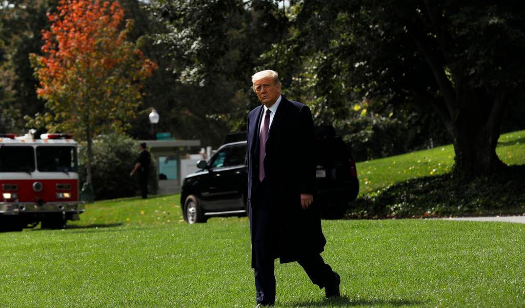 ¿Cómo Trump hizo pasar por negocios sus gastos personales ante el fisco?