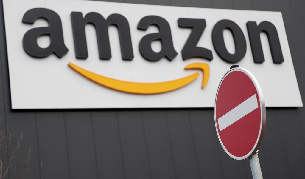 Amazon informa sobre 20 mil contagios de COVID-19 en su compañía