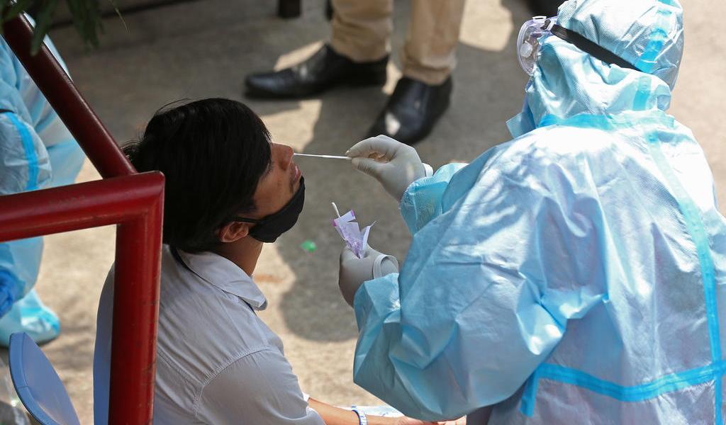 Estima OMS que 10% de la población mundial ha sido infectada con COVID