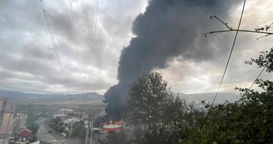 Francia, EUA y Rusia piden un alto al fuego inmediato en Nagorno Karabaj