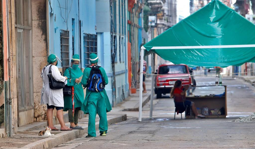 Cuba suma 19 positivos más a COVID-19