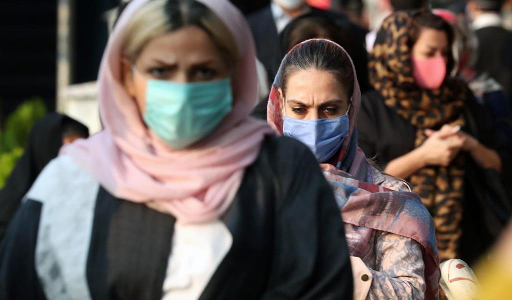Irán supera su récord diario de fallecidos por COVID-19