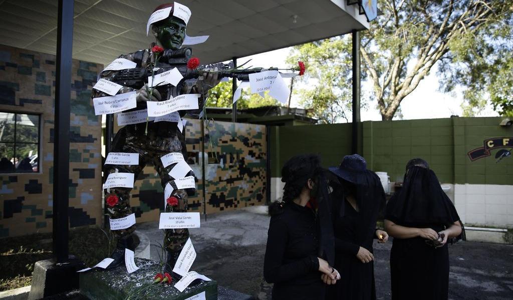 Respalda Corte de El Salvador acceso a archivos militares sobre masacre en El Mozote