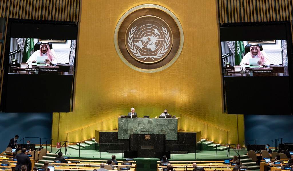 Arabia Saudí queda excluido del Consejo de Derechos Humanos de la ONU