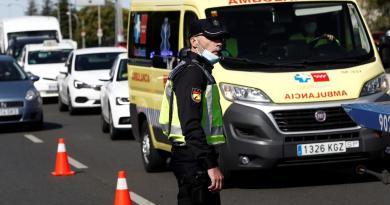 España suma 5,104 contagios y 209 muertos más por COVID-19