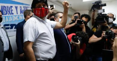 Evo Morales asegura que su partido y Luis Arce han ganado las elecciones