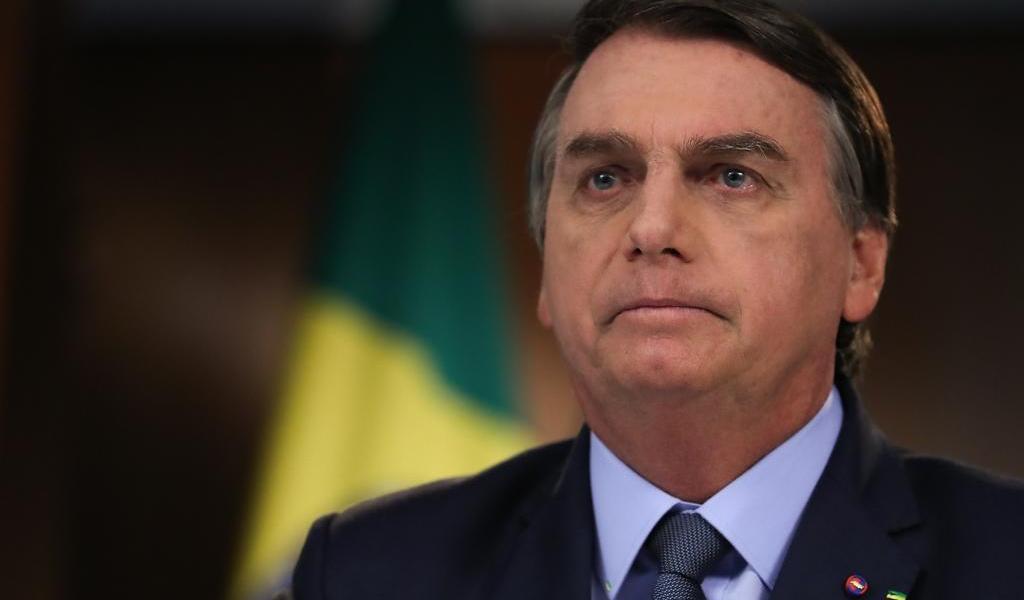 Afirma Bolsonaro que vacuna contra COVID-19 no será obligatoria en Brasil